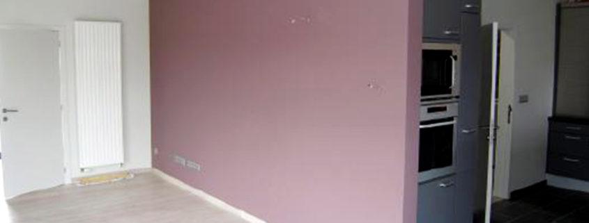 services wanden plafonds